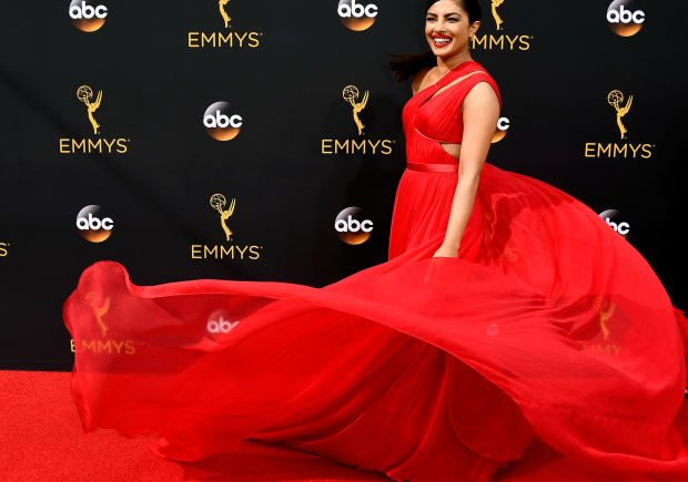 Emmys: Red Carpet winners
